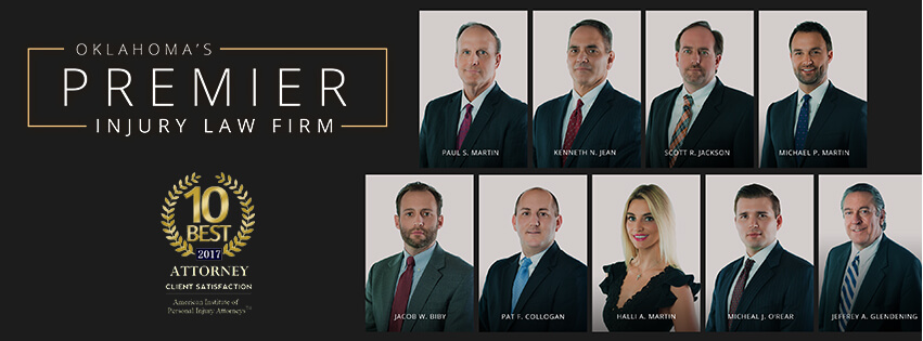 Oklahoma's Premier Injury Law Firm