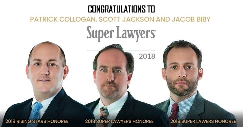 Three Attorneys Named to Super Lawyers